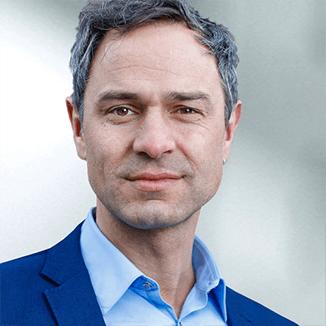 Dr. Daniele Ganser Portraitbild