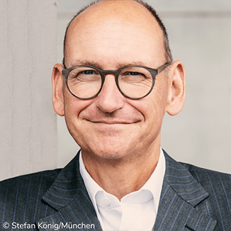 Dr. Daniel Stelter Portraitbild