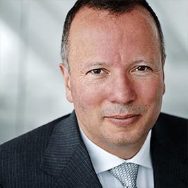 Dr. Markus Krall Portraitbild
