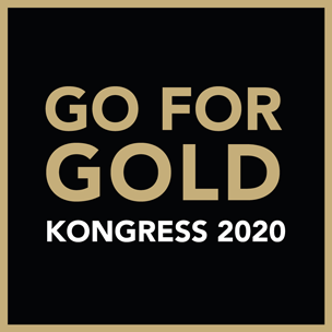 SOLIT Go for Gold-Kongress 2020 Logo