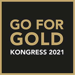 SOLIT Go for Gold-Kongress 2021 Logo