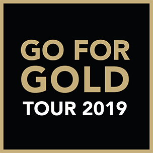 SOLIT Go for Gold-Tour 2019 Logo