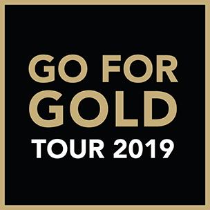 SOLIT Go for Gold-Tour 2019 Logo