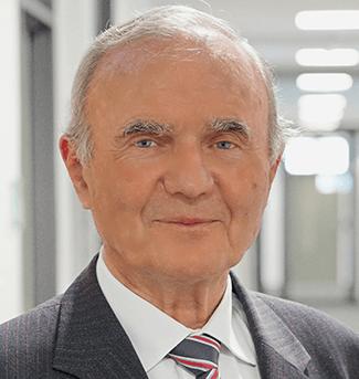 Prof. Otmar Issing Portraitbild